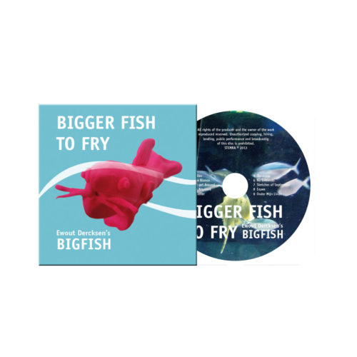 Bigfish, cd-hoes