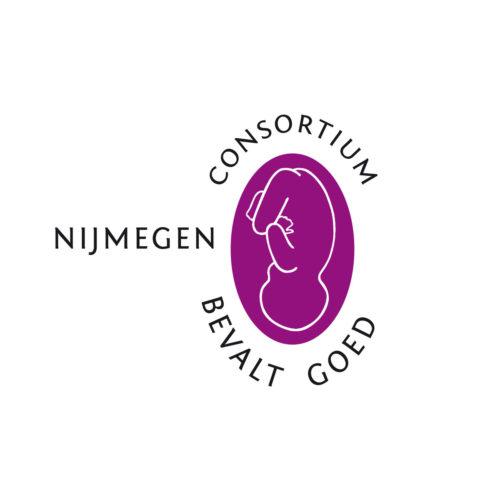 Consortium Nijmegen bevalt goed, samenwerking van Canisius Wilhelmina Ziekenhuis, Coöperatieve Verloskundigen Nijmegen en omstreken, GGD Regio Nijmegen, UMC St Radboud en ZZG's Kraamzorg Zuid-Gelderland om de kwaliteit van de verloskundige zorg te verbeteren