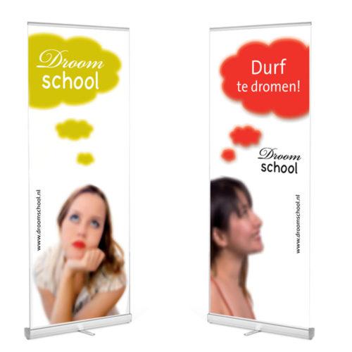 Droomschool-banieren