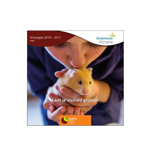 Groenhorst vmbo, brochure
