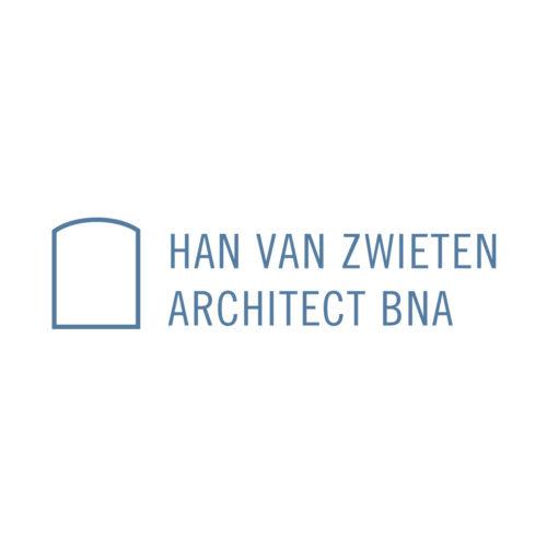 Han van Zwieten, architect BNA, illustratie Jet van Zwieten