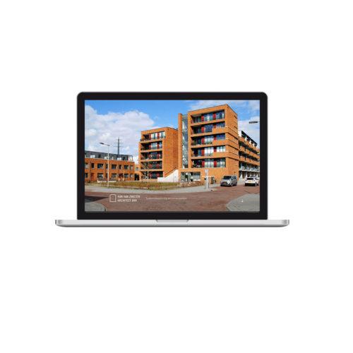 Han van Zwieten, architect BNA, website