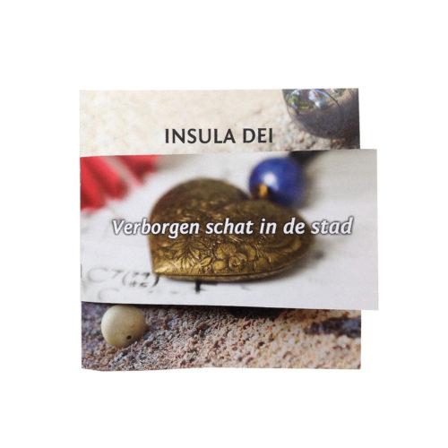 Insula Dei, brochure