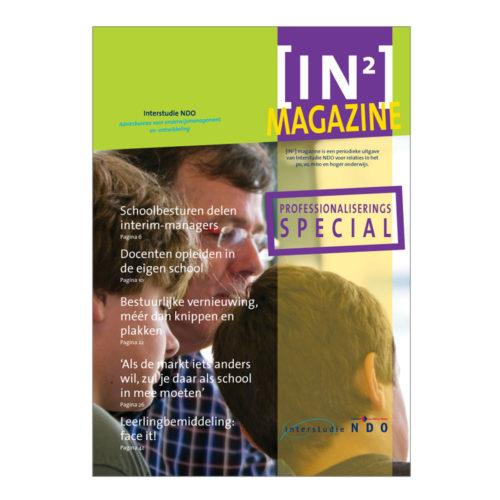 Interstudie NDO, magazine