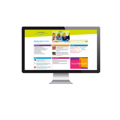 Interstudie NDO, website