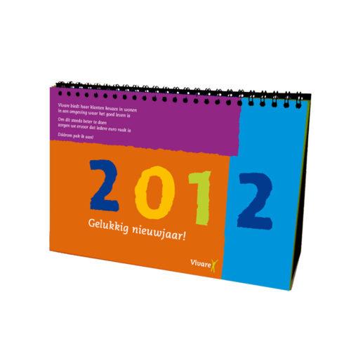 Vivare, bureaukalender