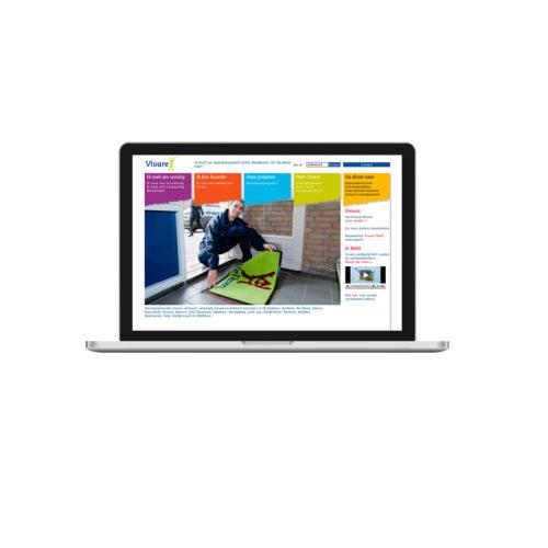 Vivare, website